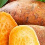 قناع البطاطا الحلوة لتساقط الشعر