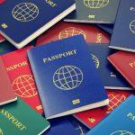 """جواز السفر البيومتري """" الجواز الالكتروني """""""