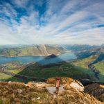 أفضل 10 قمم جبلية في سويسرا لها إطلالات خلابة