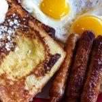 مطوية عن اهمية وجبة الافطار