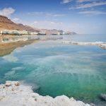 الدول المطلة على البحر الميت