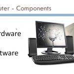 ما هي مكونات الحاسب الآلي