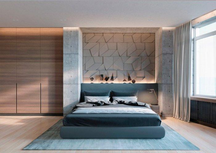 ديكور غرفة نوم بترولي المرسال