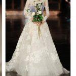 فساتين زفاف محتشمة لعام 2019