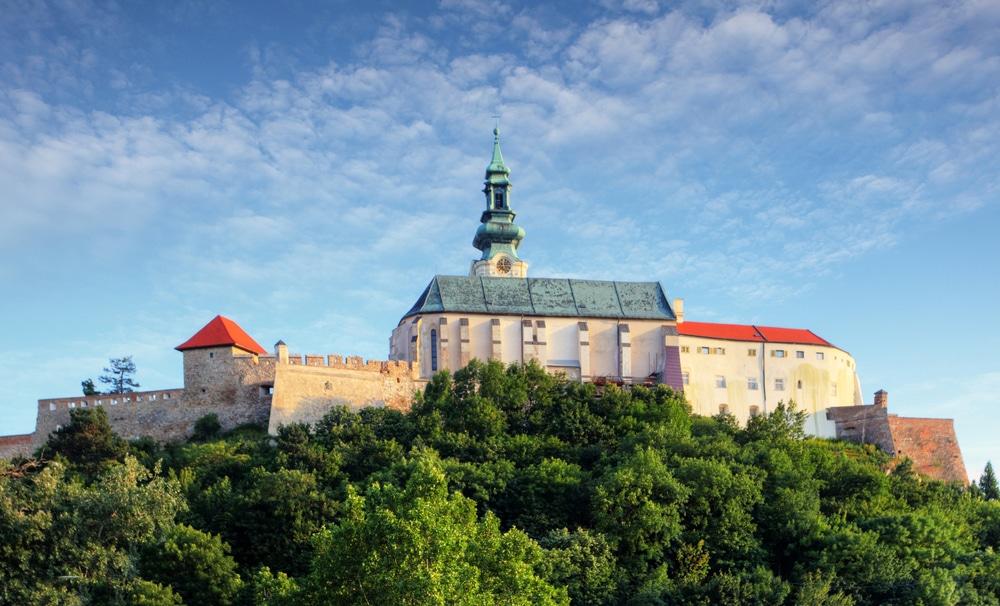 السياحة مدينة نيترا سلوفاكيا بالصور قلعة-نيترا.jpg