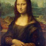 من الذي رسم الموناليزا