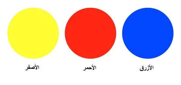ماهي الالوان الاساسية from www.almrsal.com