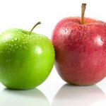 فوائد التفاح للأطفال