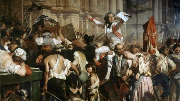 اسباب الثورة الفرنسية   المرسال