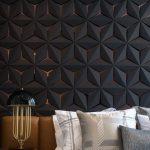 تصاميم من الجلد لحوائط المنزل الحديث