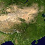 كم تبلغ مساحة الصين