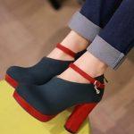 أحذية عالي تتناسب الجينز والسهرات حذاء-سهرة-ب