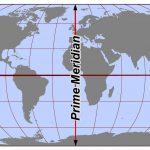 تعريف خطوط الطول