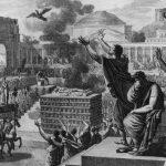 طرق الدفن عند الرومان