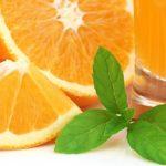 فوائد البرتقال للبطن