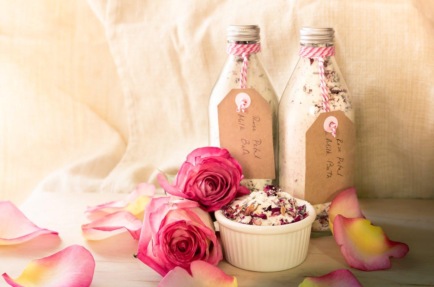 فوائد ماء الورد مع المرة المرسال