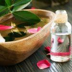 فوائد صابونة الكركم وماء الورد