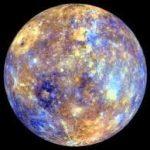 كم عدد أقمار كوكب عطارد