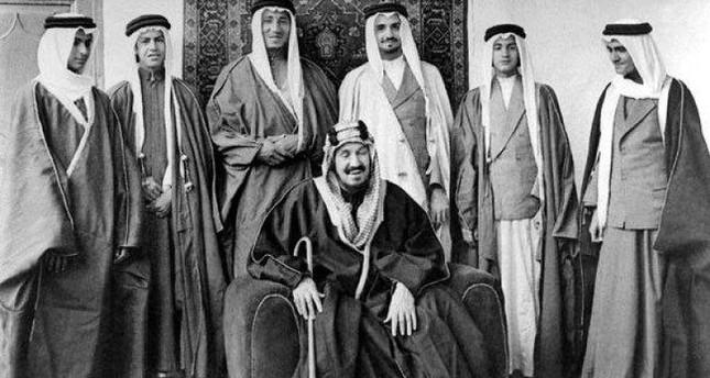 أمراء الدولة السعودية المرسال