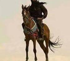 قائد مسلم حارب الفرس