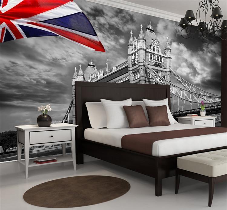 0344ed607 ورق حائط لندن لغرفة نوم | المرسال