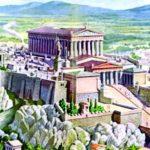 لماذا سميت اثينا بهذا الاسم
