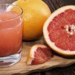 عصير الجريب فروت والليمون للتنحيف
