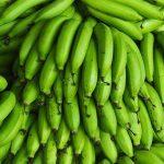 فوائد تناول الموز الاخضر