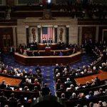 مما يتكون الكونجرس الامريكي