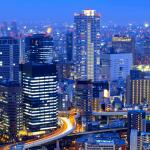 جولة سياحية في مدينة اوساكا اليابانية