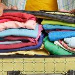 أفضل الطرق لترتيب حقيبة السفر