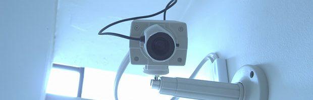 كيف تعمل كاميرات المراقبة