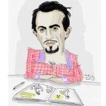 """اجمل رسوم و اعمال """" الرسام الكاريكاتيري عبدالله جابر """""""