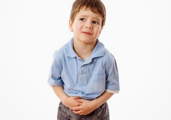 أسباب عسر الهضم عند الأطفال المرسال