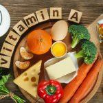 أهمية فيتامين A للأطفال