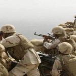 """شاهد عودة """" لواء الملك فهد السادس """" بعد 3 سنوات في اليمن"""