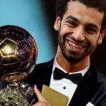 الجوائز التي حصل عليها محمد صلاح