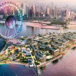 """تفاصيل مشروع """" عين دبي """" المقام على جزيرة """" بلو ووترز """""""