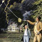 كيف اكتشفت الكهرباء