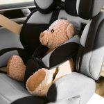 مبادئ توجيهية لسلامة الطفل في مقعد السيارة