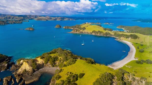 أفضل 10 مناطق للجذب السياحي في نيوزيلندا Bay-of-Islands