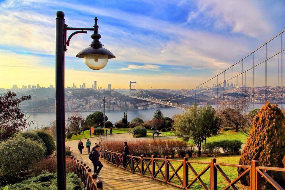 """اجمل صورة """"منظر طبيعي"""" خلابة اسطنبول.jpg"""