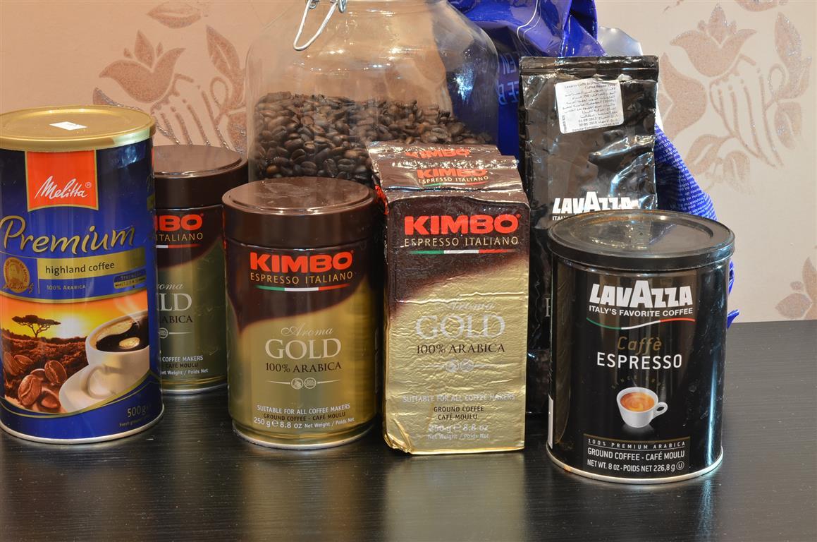 افضل نوع قهوة اسبريسو المرسال