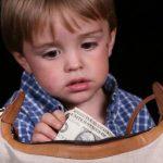 علاج السرقة عند الاطفال