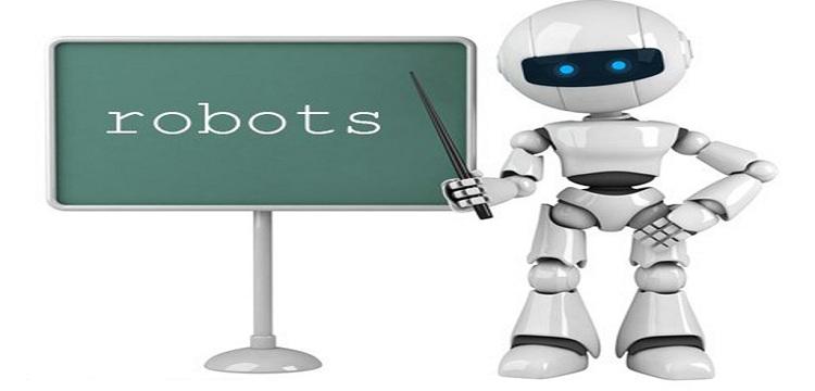 بحث عن الروبوت المرسال