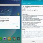 طريقة تحديث سامسونج Samsung Update