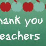 احلى رسالة شكر للمعلمة