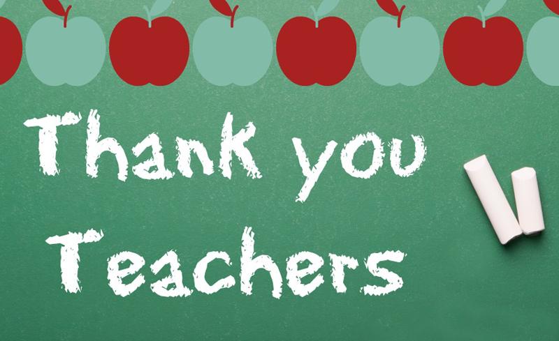 احلى رسالة شكر للمعلمة المرسال