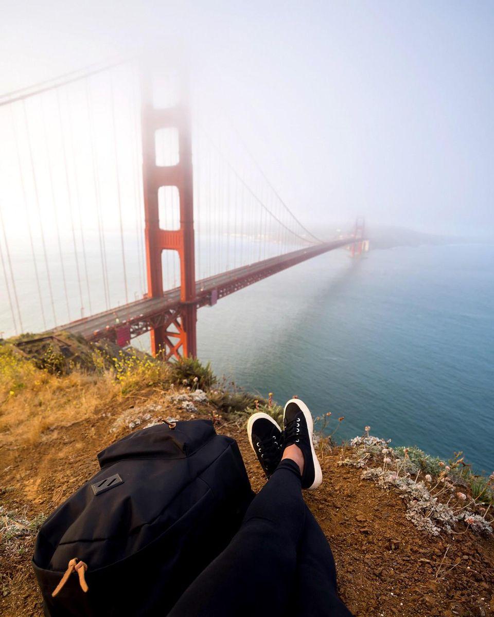 """اجمل صورة """"منظر طبيعي"""" خلابة سان-فرانسس�"""