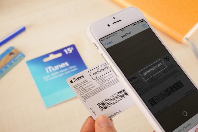 طريقة شحن بطاقة الايتونز ابل ستور بالفيزا المرسال